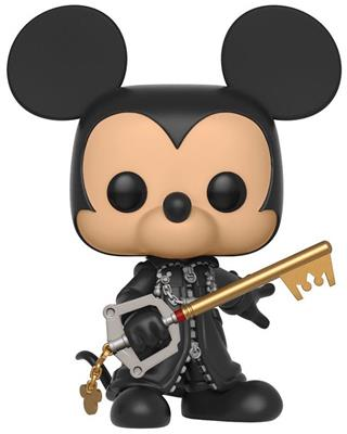 Funko Pop! Games Mickey Mouse (Organization 13) - Unhooded Icon