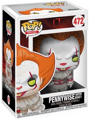 Funko Pop! Movies Pennywise (w/ Boat) Stock