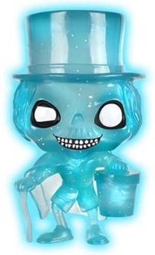 Funko Pop! Disney Hatbox Ghost (Blue Glow)