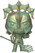 Funko Pop! Heroes Arthur Curry (Gladiator) - Patina