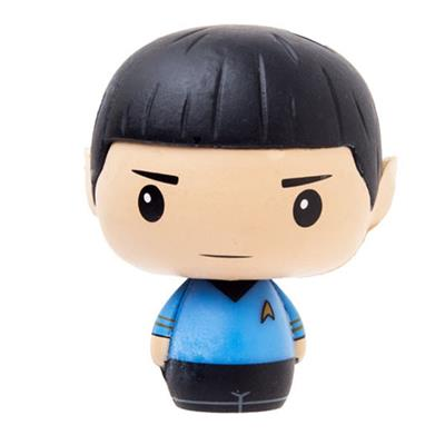 Pint Sized Heroes Science Fiction Star Trek Spock
