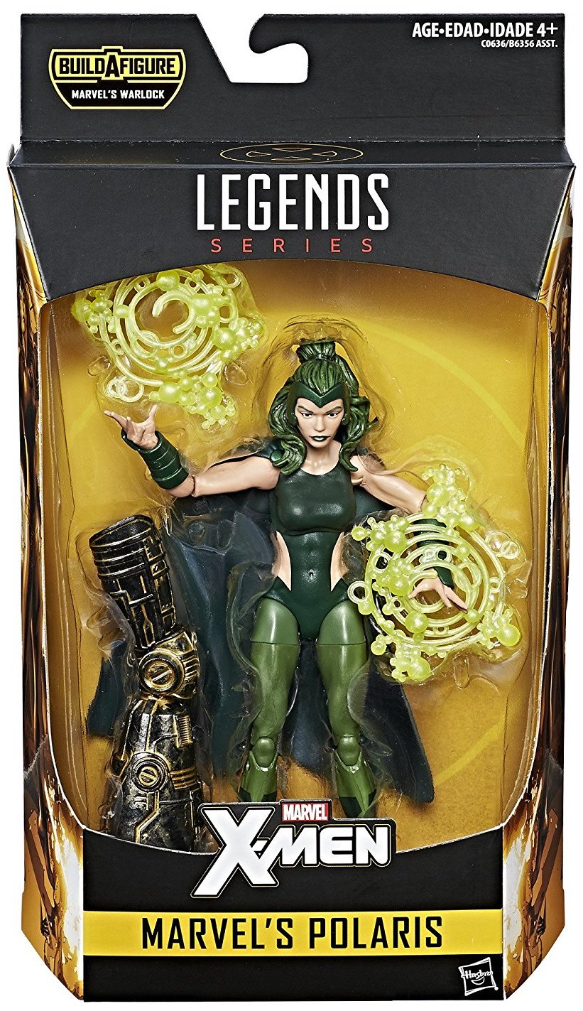 Marvel Legends Warlock Series Polaris