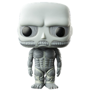 Funko Pop! Animation Colossal Titan (Black & White)