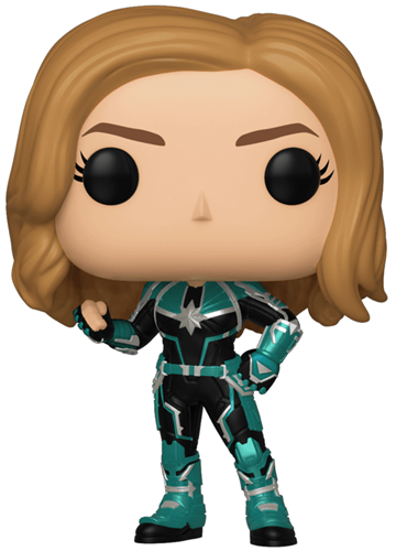Funko Pop! Marvel Vers