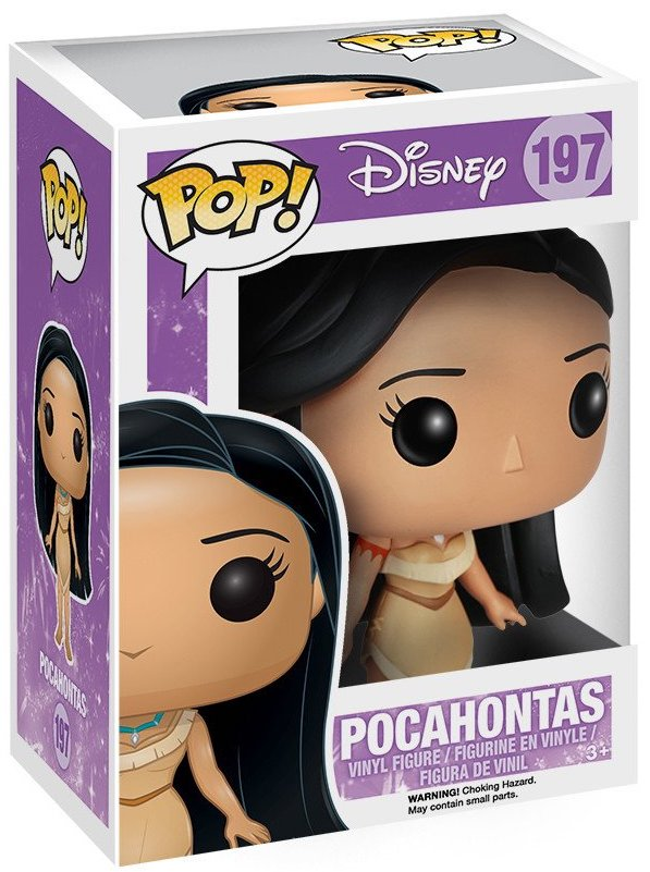 Funko Pop! Disney Pocahontas Stock