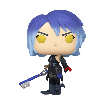Funko Pop! Disney Dark Aqua with Keyblade