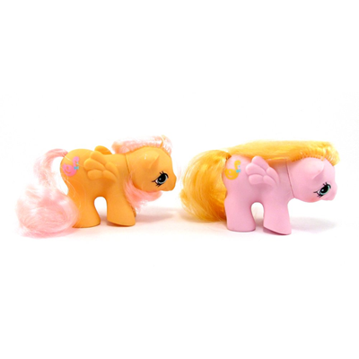 My Little Pony Year 05 Dibbles and Nibbles