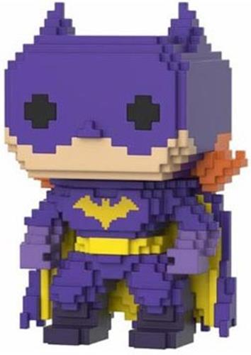 Funko Pop! 8-Bit Batgirl (Purple)
