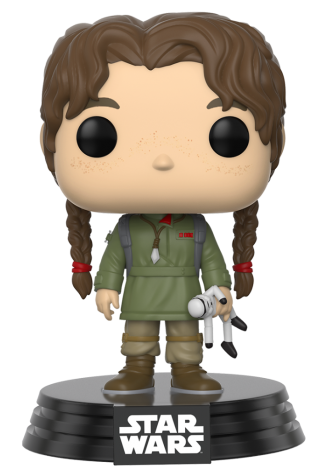 Funko Pop! Star Wars Jyn Erso (Young)