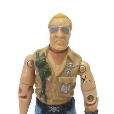 GI Joe 1985 Buzzer Stock