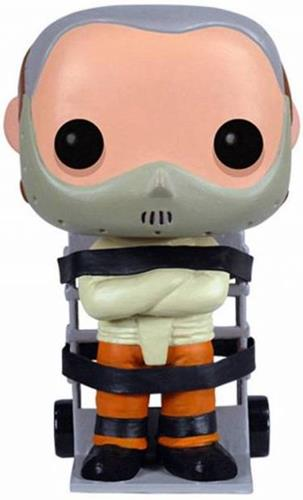 Funko Pop! Movies Hannibal Lecter