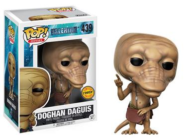 Funko Pop! Movies Doghan Daguis (w/ Brown Bag Stock