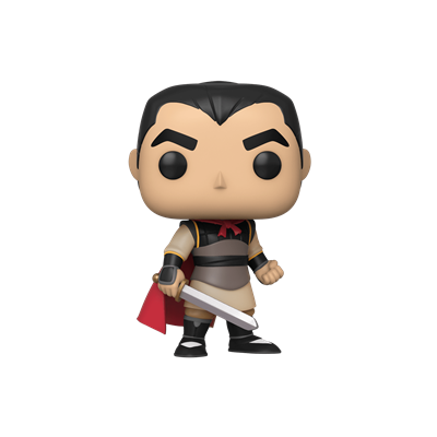 Funko Pop! Disney Li Shang