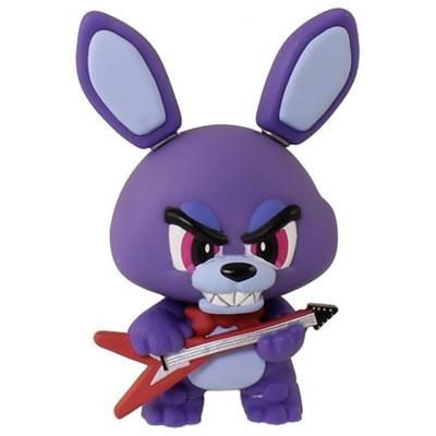 Mystery Minis Five Nights at Freddy's Series 1 Bonnie (w/ Guitar) Stock