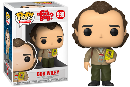Funko Pop! Movies Bob with Gil