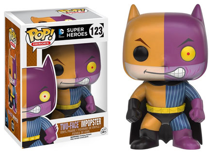 Funko Pop! Heroes Two-Face (Impopster) Stock