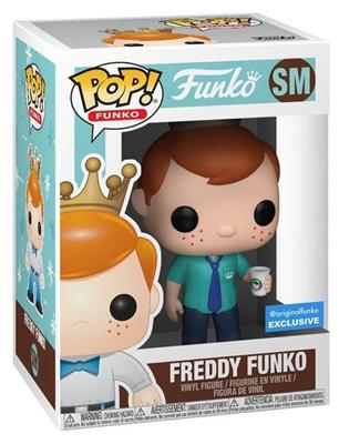 Funko Pop! Freddy Funko Freddy Funko (Social Media) Stock