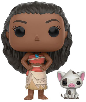 Funko Pop! Disney Moana & Pua