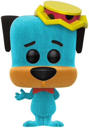 Funko Pop! Animation Huckleberry Hound (Flocked)
