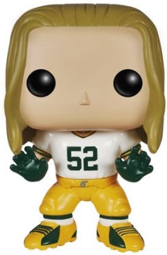 Funko Pop! Football Clay Matthews