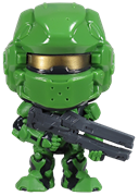Funko Pop! Halo Spartan Warrior