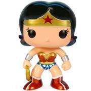 Funko Pop! Heroes Wonder Woman (Metallic)