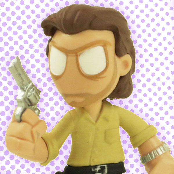 Mystery Minis Walking Dead Series 3