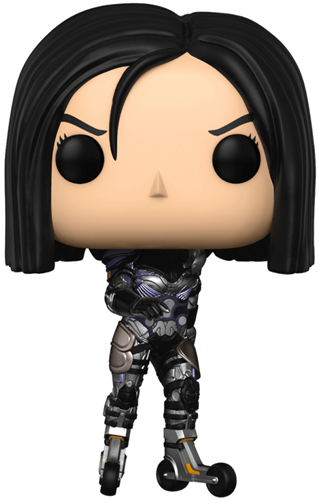 Funko Pop! Movies Alita (Motorball Body) Icon