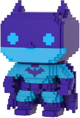 Funko Pop! 8-Bit Batman (NES)
