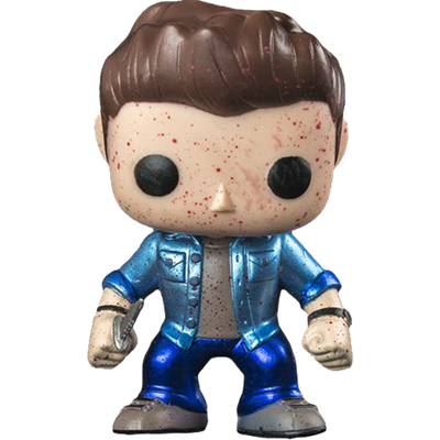 Funko Pop! Television Dean (Bloody) (Metallic)