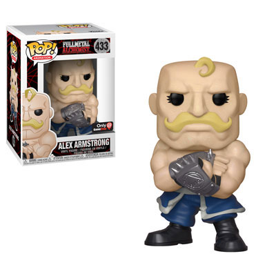 Funko Pop! Animation Alex Armstrong Stock
