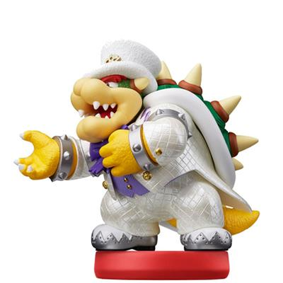 Amiibo Super Mario Wedding Bowser