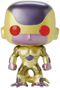 Funko Pop! Animation Frieza (Golden) - Red Eyes