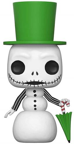 Funko Pop! Disney Jack Skellington (Snowman)