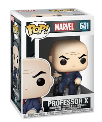 Funko Pop! Marvel Professor X Stock