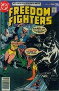 DC Comics Freedom Fighters (1976) Freedom Fighters (1976) #10