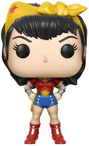 Funko Pop! Heroes Wonder Woman (Bombshell)