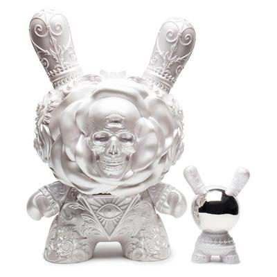 "Kid Robot 20"" Dunnys Clairvoyant (Arcane Divination) Icon"