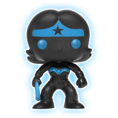 Funko Pop! Heroes Wonder Woman (Silhouette)