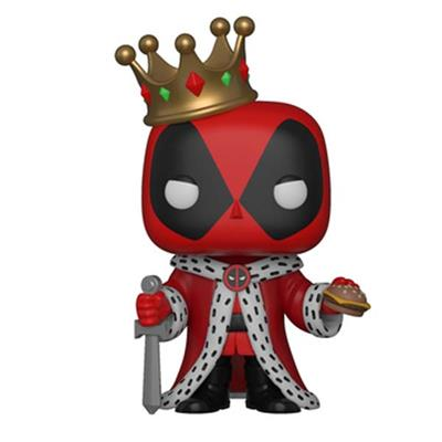 Funko Pop! Marvel Deadpool (King) Icon