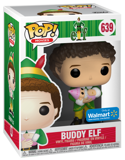 Funko Pop! Movies Buddy (w/ Baby Susan) Stock