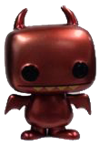 Funko Pop! Uglydoll Ninja Batty Shogun (Red) - CHASE