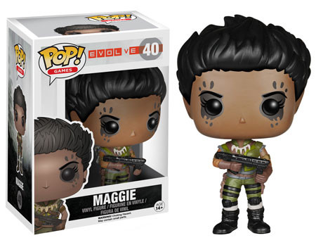 Funko Pop! Games Maggie Stock