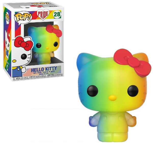 Funko Pop! Sanrio Hello Kitty (Pride)