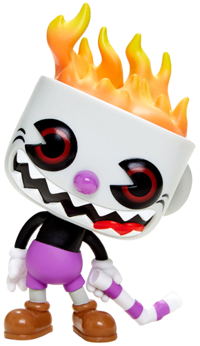 Funko Pop! Games Cuphead (Evil)