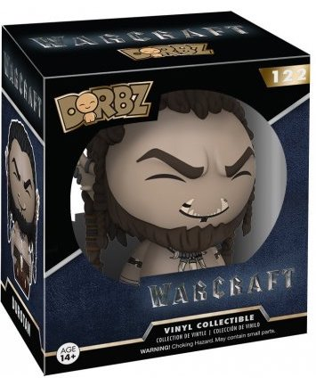 Dorbz Movies Durotan Stock