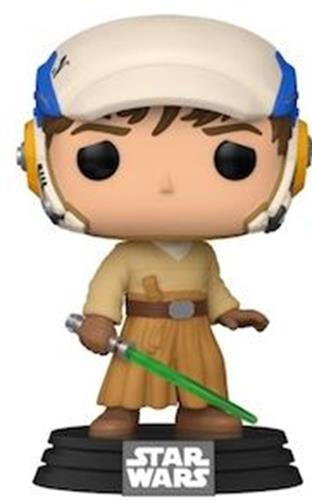 Funko Pop! Star Wars Luke Skywalker Jedi Training