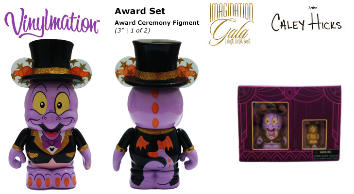 Vinylmation Open And Misc Imagination Gala Award Ceremony Figment