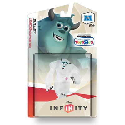 Disney Infinity Figures Monsters Inc. Sulley (Crystal) Stock