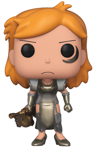 Funko Pop! Animation Summer (Warrior)